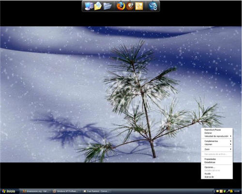 ... have any of your favorite video as desktop background in windows XP