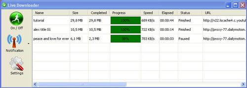 Features Of Streaming Video And Audio Downloader