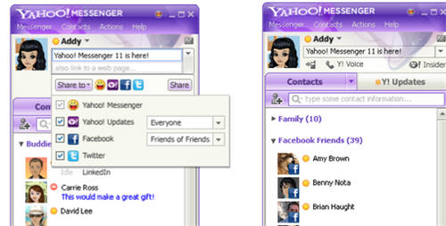 Download Yahoo! Messenger - free - latest version