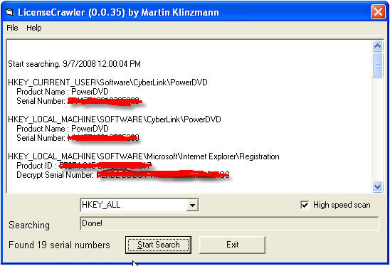 is windows product id same as license key