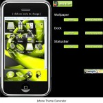 How to create iphone themes with iphone theme generator?