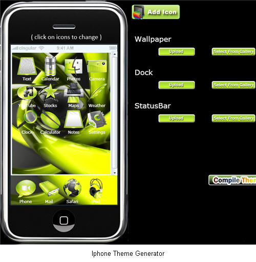 Download free iphone themes