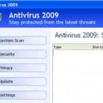 Antivirus 2009 removal methods
