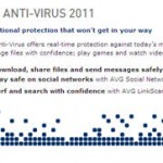 AVG Free 2011 Antivirus Edition