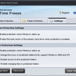 Computer protection and internet security software - Free Wondershare Timefreeze