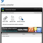 Convert MP4 to MP3, MP4 to AVI with the free online video converter