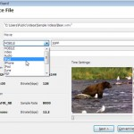 Free Download 3GP video Converter from BlackShark