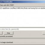 How to download from Rapidshare in Firefox