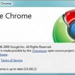 Download Google Chrome 3.0