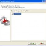 CD and DVD Recovery with free CD Recovery Toolbox