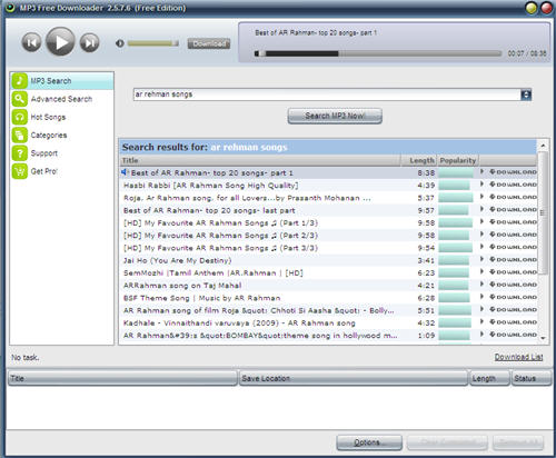 download mp3 downloader free full version