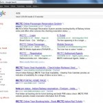 Google Dance and the new sitelink layout in Google