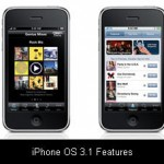 iPhone Firmware 3.1 Features