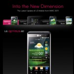 LG Optimus 3D promises the world's first 3D experience on a Smartphone
