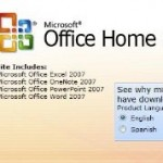 Microsoft office 2007 Home and student suite
