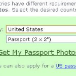 Passport photo online service to make free passport photos