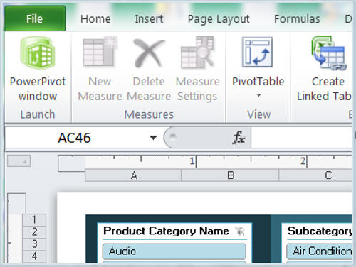 Powerpivot for excel 2010 virtual lab review.