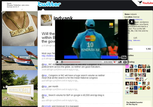 Youtube videos on Tiwtter, Tweet YouTube Videos, Twitter YouTube