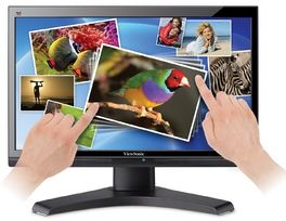 Touch Screen Monitor for windows 7