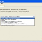 How to make windows USB Boot disk for XP, 7 and Vista