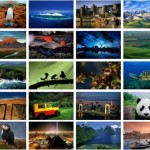 Download Windows 7 Bing Themes and Wallpapers